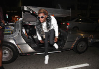 """Gee Kazz Pre-Grammys """"Seetoo"""" Single Release Party at Philippe's Beverly Hills"""