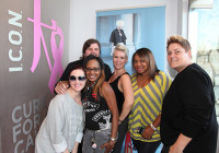 I.C.O.N. Salon Lab Woodland Hills Salon Delivers a new Grammy Look and Locks of Love