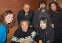 Behind the Scenes with Kitaro – Kitaro Receives 16th Grammy Nomination