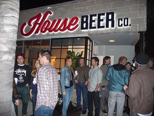 HouseBeerOpenHouse