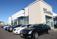 The Test Drive IS Redefined… By Cadillac Dealers in Southern California