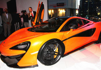 "The McLaren 570S Unveiling Gala – A ""McCrazy"" McLaren 570S Launch in Beverly Hills"