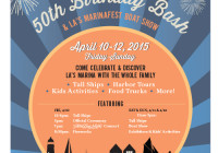 Happy Birthday 50th Marina Del Rey – Marina Del Rey 50th Birthday Bash April 10-12