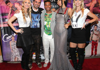 BunnyLand LA and Mega Trunk Show by Erik Rocete at Sweet Hollywood