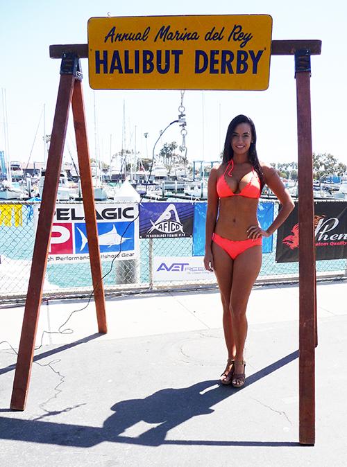 Miss Halibut 2015 Maria Grimaldi