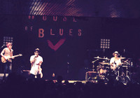 Jason French Rocks The House Of Blues In West Hollywood