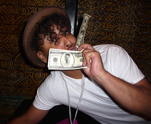 French Money!