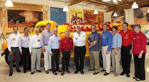 Jay Leno and Mario Andretti Host Launch For Shell's New V-Power Nitro+ Premium Gasoline June 9, 2015