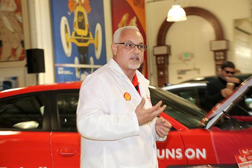 James Macias Shell Technology Manager