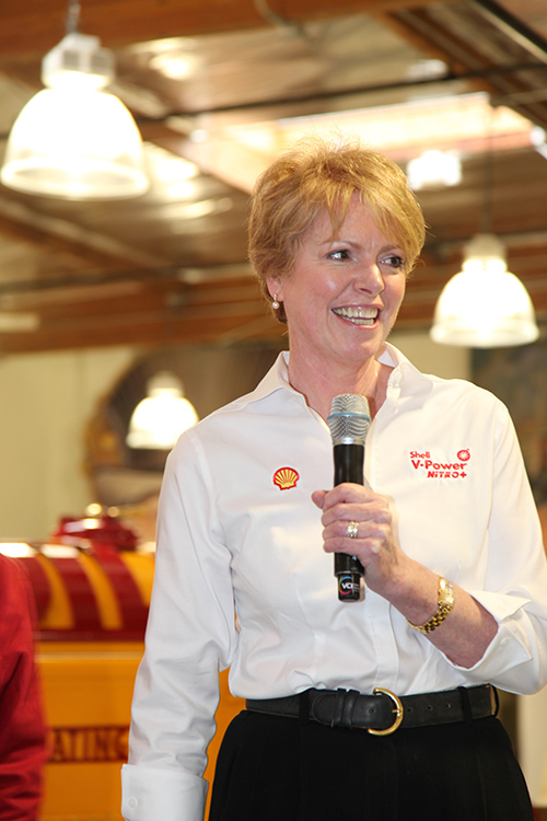 Elen Phillips Shell Executive