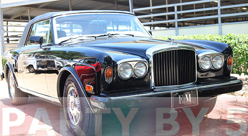 2001 Bentley Arnage Saloon 1093 - 2001 Bentley Armage - Estimate: $ 40,000 - $ 50,000