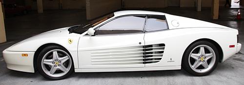 Lot 2043 - 1992 Ferrari 512 TR - Estimate: $220,000 - $300,000