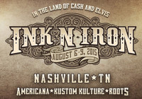 "The Inaugural Ink-n-Iron Festival Nashville Presents Opening Night ""Under the Summer Stars"" Starring Merle Haggard August 6th at Bicentennial Mall Park Downtown Nashville"