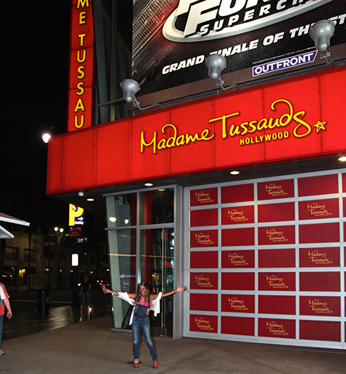 Madame Tussauds Wax Museum Hollywood, 6933 Hollywood Blvd