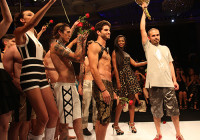 Art Hearts LA Fashion Week SS16 Finale – Mr. Triple X Brings It Street Style