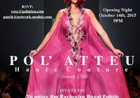 Pol' ATTEU Opening Style FashionWeek LA Spring-Summer 2016