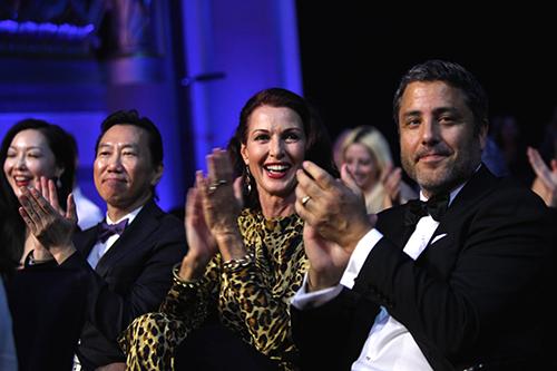Gene Chang Fashion PR and Beverly Hills Times Magazine's Nataliya Joy Prieto present the extravaganza.