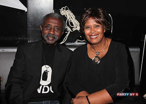 Samuel Sarpong Sr. and Sharon Ware Sarpong