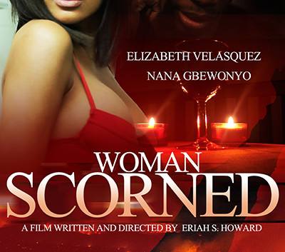 """Woman Scorned"" Starring Elizabeth Velasquez Featured at 11th San Diego Film Festival – SDBFF 2016 JAN. 28-31"