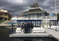 An Electric Glide Opening Day Tour of Westlake Yacht Club