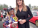 """Caitlyn Jenner at Supercar Sunday """"Lambo Day"""" 4th of July Weekend"""