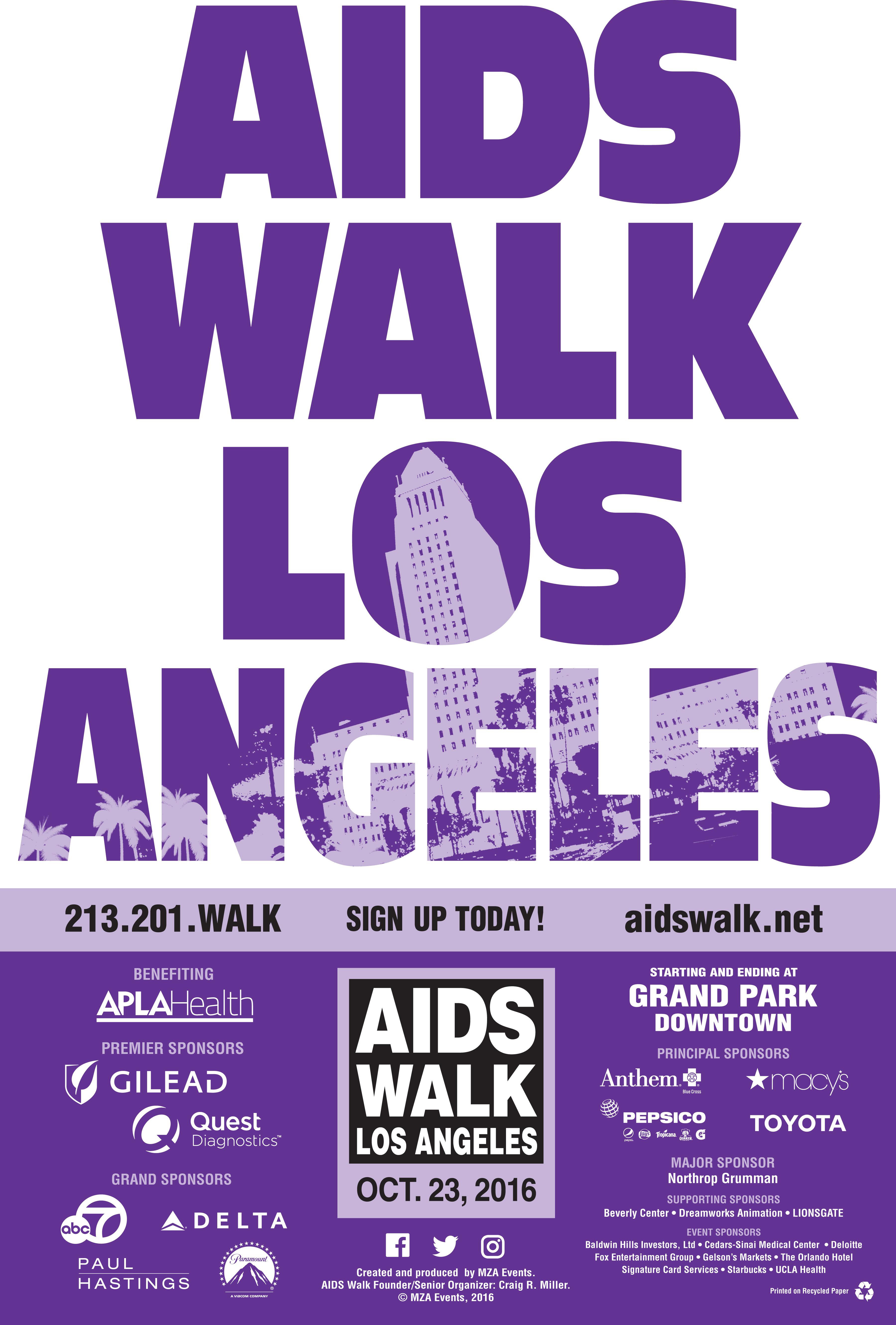 AIDS_Walk_Los_Angeles_2016_Poster_-_Indigo