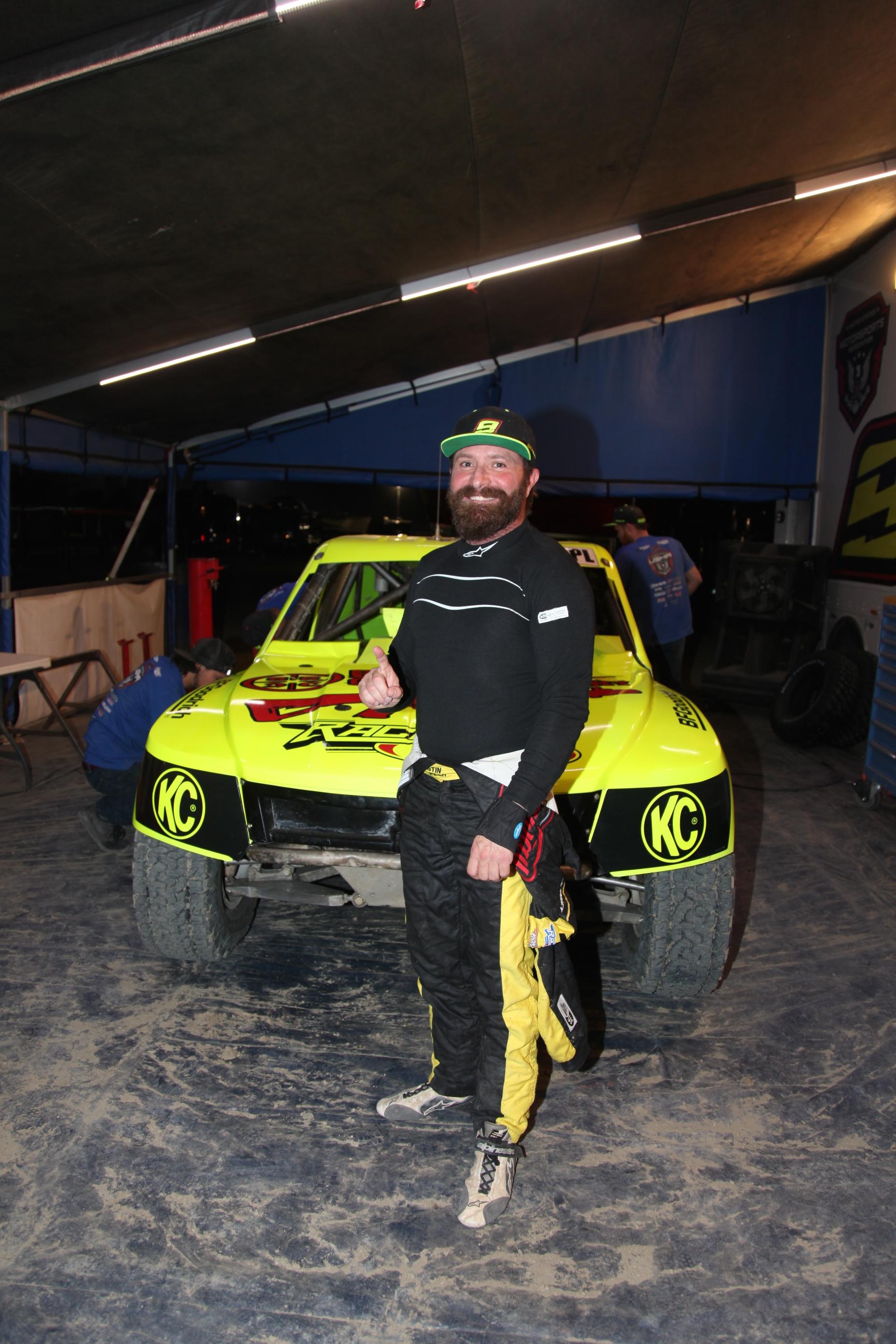 Justin Peck #49 RacePro Tech