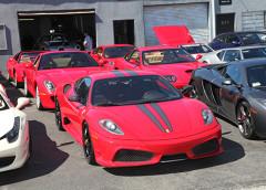 FAST CARS Exotic Garage Car Bash