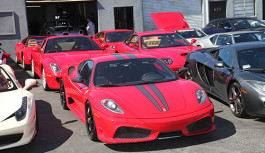 FAST CARS Exotic Garage Car Bash