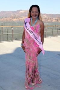 """Mrs. Diversity Costa Rica, Gisele """"Shooter Diva"""" Rebeiro"""