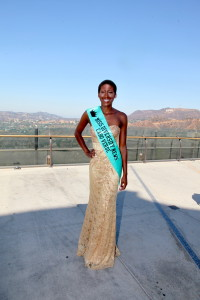 Miss Diversity News Cabo Verde, Carlina Rebeiro