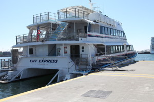 Catalina Express Ferrys will run late boarding hours throughout the Catalina Film Festival