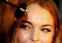 Lindsay Lohan Got Anchored