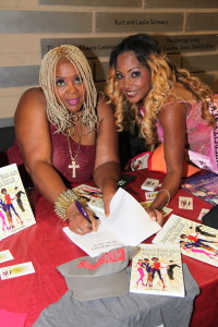 Book signing with Author of Real Women Real Talk
