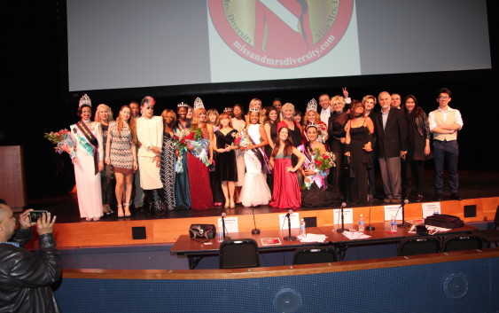 GOT Anchored Magazine Covergirl Janey Westbury 1st Runner UP Miss Diversity News 2016