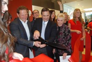 Ferrari Westlake Grand Opening Ribbon Cutting