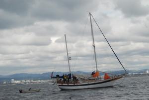 "Gary Green Dr. Robert Baker Regatta Race PRO""Kalista"" MYC Staff Commodore Jonathan Grell - Commodore Yachts"