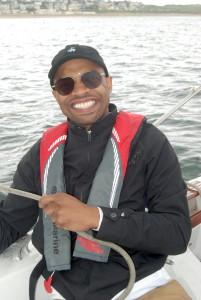MYC new member Sail Fleet Captain Jay