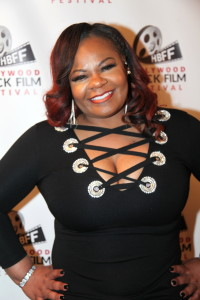 "Executive Producer Kimberly Zulkowski attending screening of ""Grandma's House"" at 14th Annual Hollywood Black Film Festival"