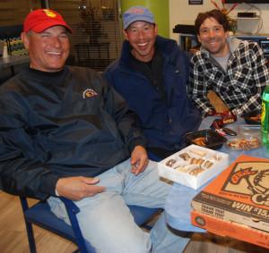 """Macondo"" Race Skipper & Crew, Mike Sudo, MYC"