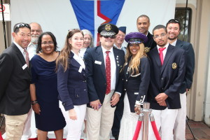 Marina Yacht Club 2017 Bridge and Board of Directors