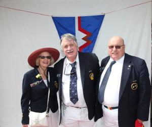 IOBG President Rosalie Green & Gary