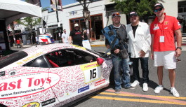 10th Annual Concorso Ferrari Features Fast Toys