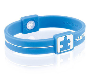 "Everyone in attendance receives a FREE '""Autism Speaks"" wristband sponsored by EFX USA & KD LUXE Jewelry"