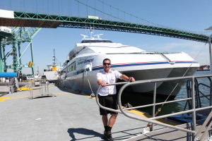 Catalina Express SanPedro to Avalon California in 90 min or less