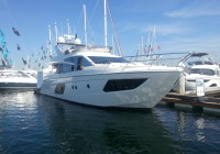 Lots of Yachts – The Southern California Boat Show Sails Into San Pedro