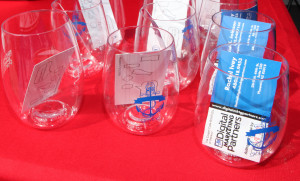 """Toast your new Yacht with Govino shatterproof """"glassware."""""""